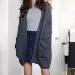 Slouchy Sweater Cardigan